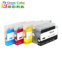 Refillable ink cartridge for HP932 HP933 for HP 6100 6600 6700 7110 7610 7612 7510 printer