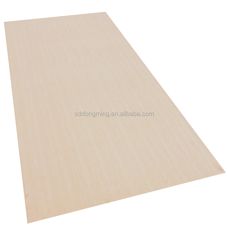 2mm 3mm Natural Bamboo Decorative Plywood