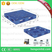 4 Way Logistics Plastic Pallet