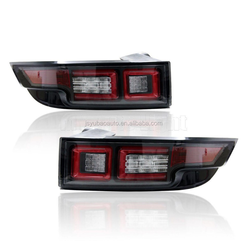 2017 new products rear led taillights for evoque 2015-2016