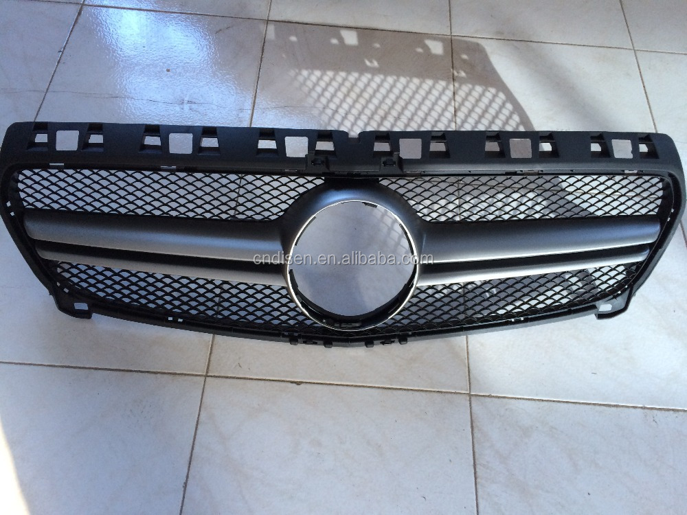 Front grille grill For Mercedes Benz A class W176 A45 AMG 2014