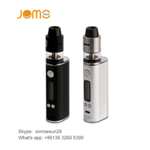 Jomo Ecig Best Vape Mod Sex Toys In India For Men Ultra 80 Tc Large Battery Capacity Box Mod Ultra-rdta Mod Starter Kit