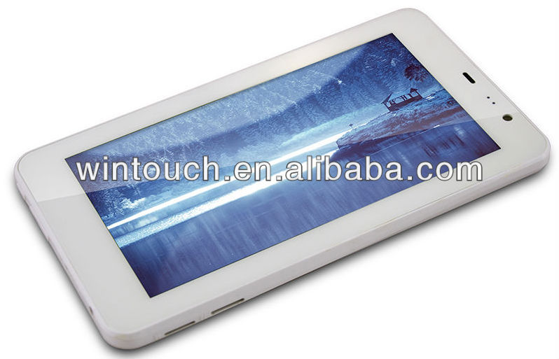 Cheapest 6.5 inch Wintouch M62 tablet phone with GPS for OEM
