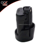Replacement bosch 10.8V battery cells pack for 10.8v 1500mah li-ion Bosch power tool battery