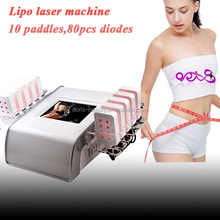 Hot Sale Best Price 650 nm Slimming Laser Liposuction Machines For Home Use DO-L02