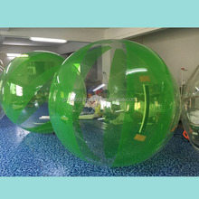 Factory direct sale aqua zorbing ball/high quality inflatable water sphere