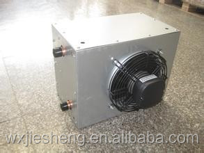 Air To Water Heat Exchanger with Fan