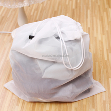 fine Portable washing bag with drawstring