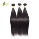 Hair extensions for girls, hair for south african, cut from one donor 5a virgin peruvian hair