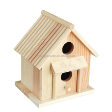 wholesale christmas wild garden wooden pet bird cages carriers home house for outdoor