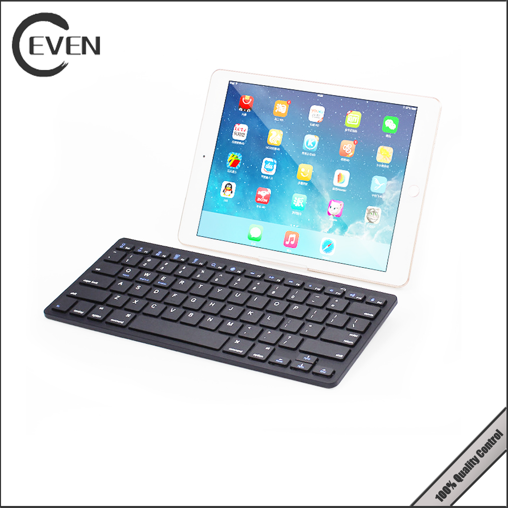 ULTRA THIN BLUETOOTH KEYBOARD FOR IOS AND ANDROID TABLET & SMARTPHONE