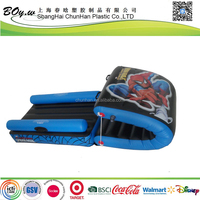 Fashion factory wholesales heavy-duty snow skibob sports inflatable pvc snow sled