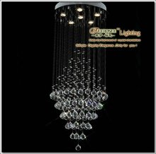 2013 Hot Sale Crystal Ceiling Light With 6 Bulbs MD2095