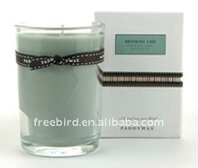 Frangipani Scented Soy Candle