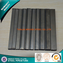 Black square welded steel tube/tube 8/pipa for building material