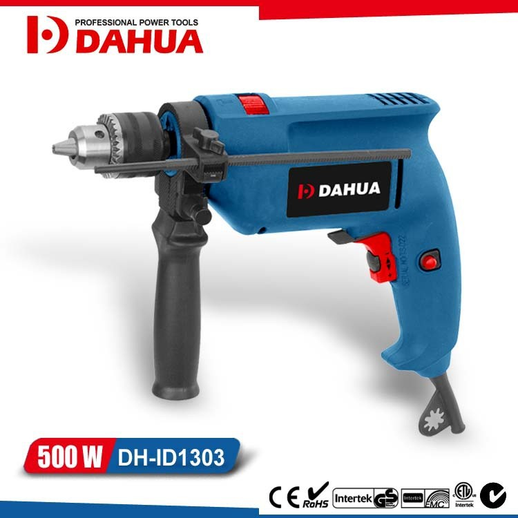 ELECTRIC POWER TOOLS 13MM 500W IMPACT DRILL DH-ID1303