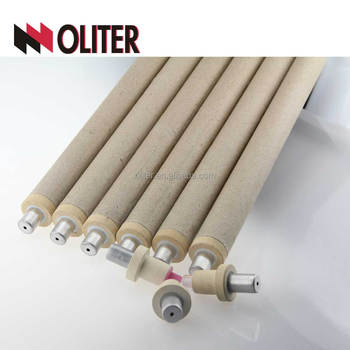 china good gold supplier factory price type s/b/r/wren disposable expendable thermocouple with tube