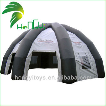 New Products Tent Inflatable/Customized Outdoor Air-sealed Dome Inflatable Party Tents