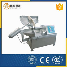 high quality butchery 40l vacuum meat bowl cutter and mixer