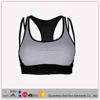 China 2016 New Products Women Sports Clothes Yoga Wear Wholesale Hot Sexy Bra Images Sports Bra