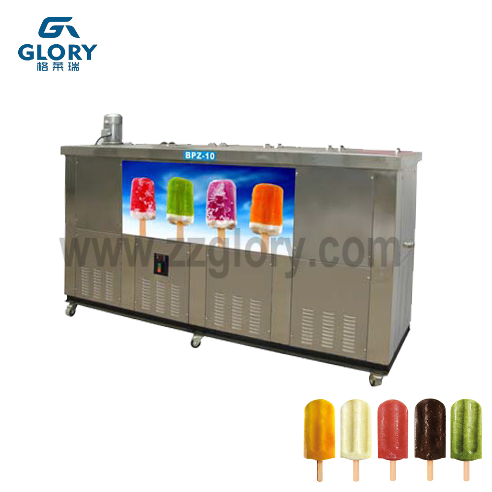 Hot sale ice lolly machine best price ice cream popsicle making machine