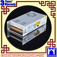 32v 10a 320W switching power supply with CE FCC UL KCC ROHS