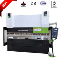 WC67K Automatic folding machine for stainless steel,Automatic folding