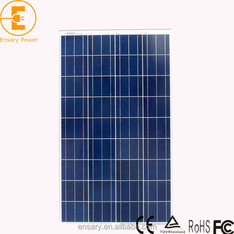2016CHINA TOP 10 manufacturer poly 150 watt solar panel 12 volt with good quality