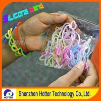 Colorful Rubber Bands For Money