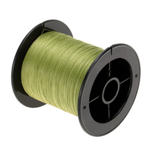 New Arrival 100m Super Strong Multifilament Polyethylene Braided Fishing Line 4 Strands Wire 6LB-60LB Fish Lines