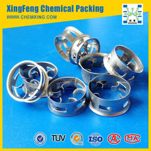Stainless Steel Cascade Mini Ring Packing For Separation of Methanol, Organic Acids