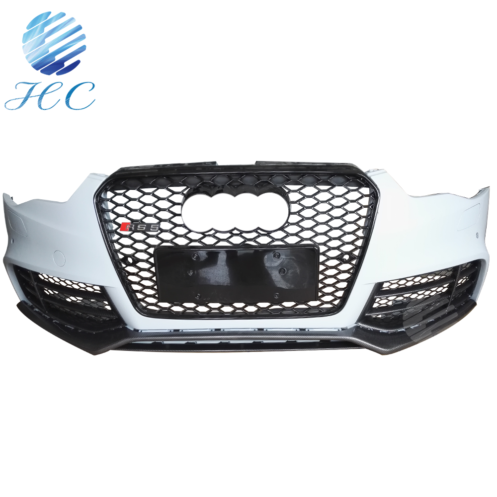 super quality car bumper front for Audi A5 to rs5 2013 Model