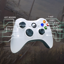 Belt Road wireless game controller BT connect for <strong>XBox</strong> 360 console/pc