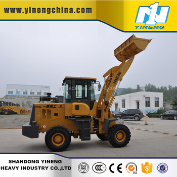 YN926D pay loader small farming loader from China