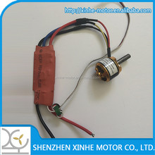 12v 24v high power rc brushless motor for model airplane