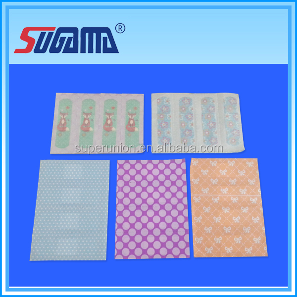 Custom band aid in time delivery supplier