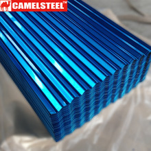 Building material supplier provide High Quality corrugated galvanized PPGI metal roofing sheet tile with low price