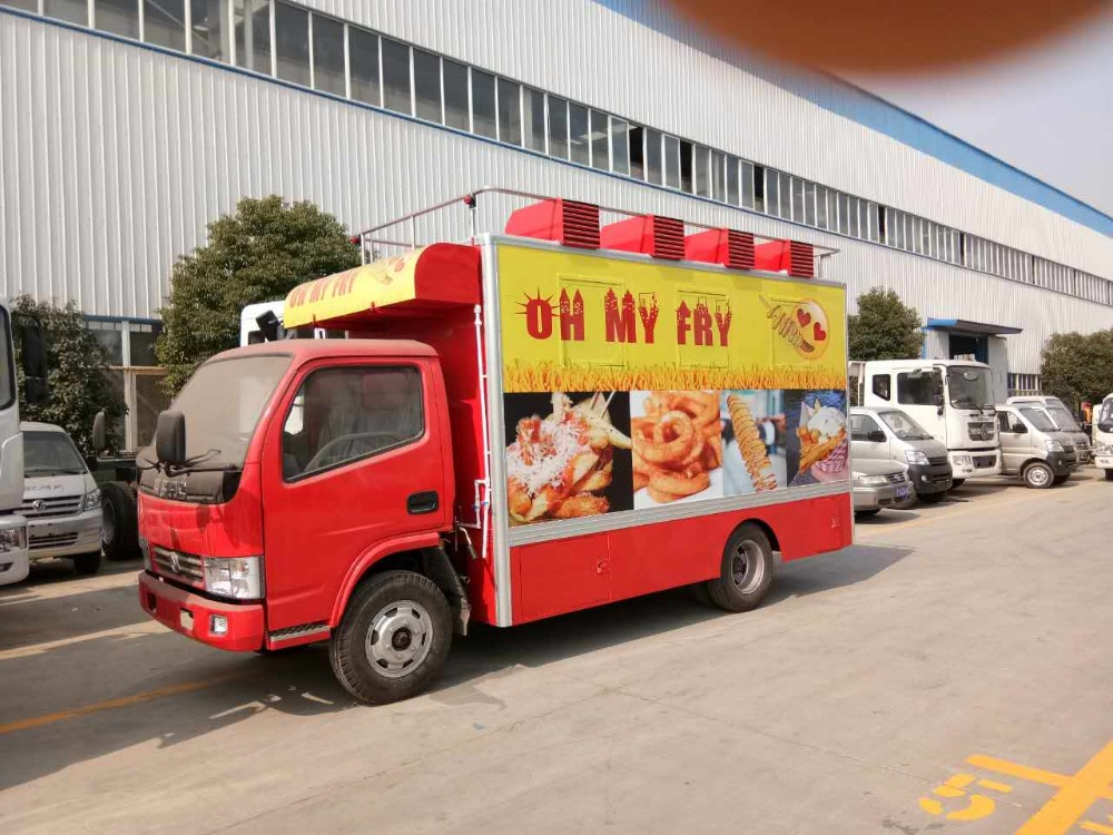 chinese manufacturers Europe food trucks mobile food trailer, used food trucks for sale in germany