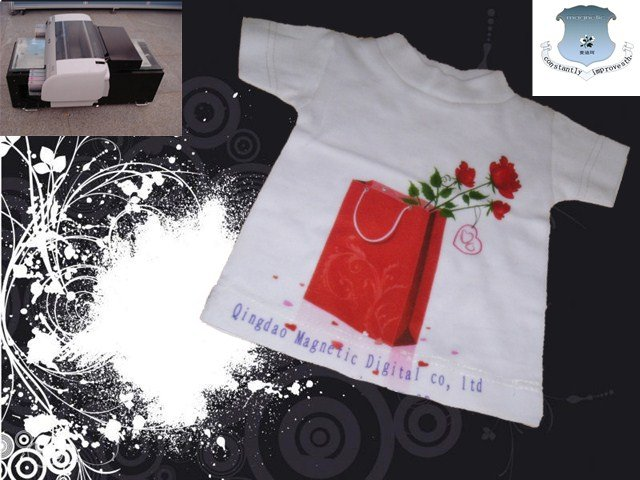 cotton and t shirt printing machine--high definition