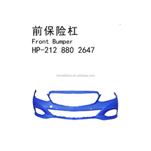 New wholesale supreme quality pu front bumper for w212