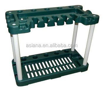 Long handle garden tool rack gt 012 buy garden tool rack for Gardening tools jakarta