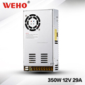 110v/220v ac dc power supply 350w 12v 29a switching dc power supply