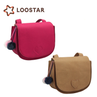 Small Leather Cross Body Bags Cute Single-shoulder Bag for Kid