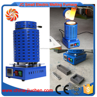 Gold And Silver Melting Furnace For