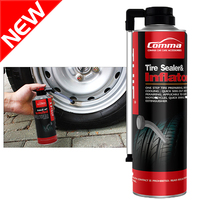 China fix a flat suppliers tire inflator car puncture repair kit anti rust tire slime qiangbao tire sealant