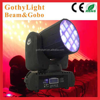 Gothylight Hot Sale 10X12W Rgbw Beam Moving Head Tecnologia Para Video