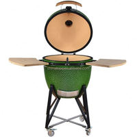 Mexican charcoal smoker bbq stand grill oven