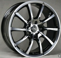 chrome car rims 5x114.3 spoke wheels for sale 5x100 18 inch chrome wheels