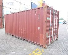 Good Condition 20Ft 40Ft 45Ft Used Container Sea