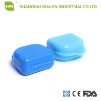 Best price plastic retainer orthodontic dental box